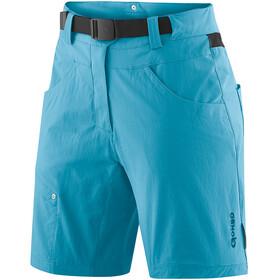 Gonso Mira Cycling Shorts Women turquoise